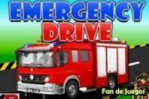 Fire: Emergency truck