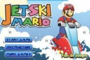 Mario, watercraft