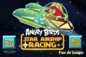Boze vogels: arirship racing ster