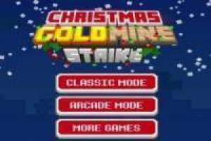 Minecraft: Christmas Gold Mine