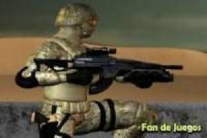 Rifles no deserto