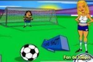 Juego Football shootout tt Gratis