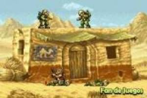 Free Metal slug brutal 3 Game