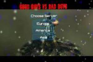 Bad Boys VS Good Guys: Multijugador Online