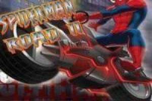 Juego Spiderman Road 2 Gratis