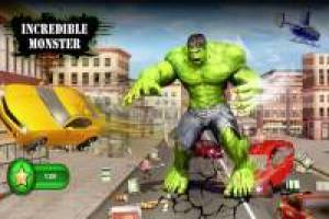 Incredible Hulk: Save the City