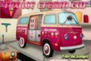 Repair the ice cream truck
