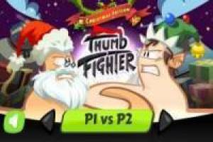 Finger Fight: édition de Noël