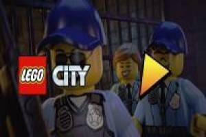 Lego City: Escape from the Prison