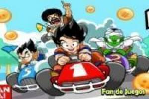 Бесплатно Dragon Ball Kart 2 Играть