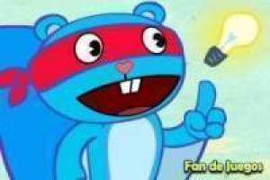 Happy Tree Friends - its a snap
