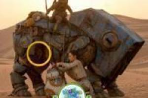 Star Wars The Force desperta: Hidden Numbers