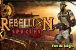 Juego Rebellion species Gratis