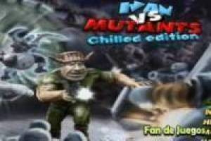 Free Ivan vs mutants Game