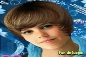 Gioco Make up Justin Bieber Gratuito