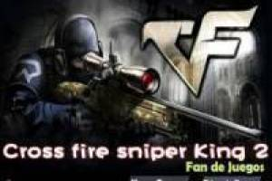 Cross fire sniper král 2