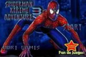 Free Spiderman: extreme adventure 3 Game