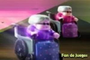3d racing grandmothers
