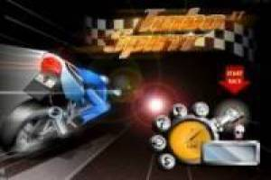 Turbo Spint: Carrera de motos