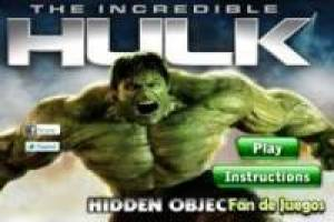 Hulk: Hidden Objects