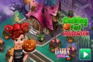 Cooking Fast: Halloween Edition