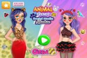 Princesas: Animal Trends