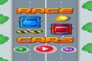 Exciting car race