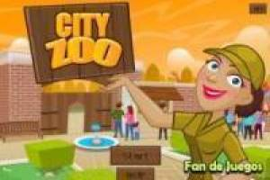 Free City ​​zoo Game