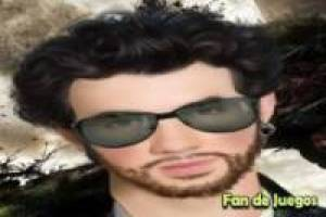 Kevin Jonas make up