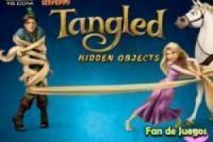 Rapunzel: hidden objects