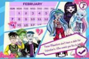 Cupido para las Monster High