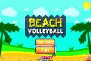Beach Volleyball Funny