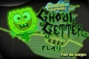 SpongeBob Ghoul Getter
