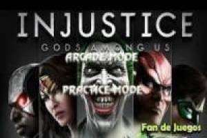 Juego Injustice gods amongs us Gratis
