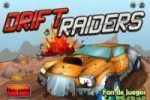Afdrift raiders