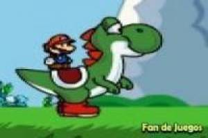 Free Mario and yoshi Game