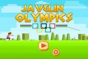 Olympic Games: Javelin throw