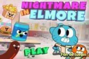 Gumball, nightmares meal