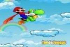 New adventures of Mario and Yoshi