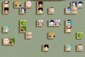 Dragon ball: Mahjong point and click