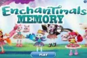 Enchantimals: Cartas de memoria