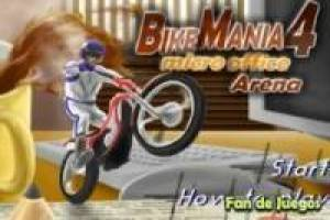 Bike Mania 4 Arenas