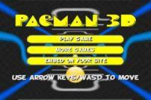 Funny Pacman 3D