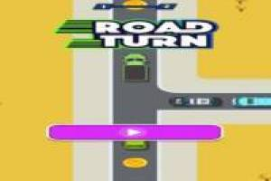 Road Turn Funny