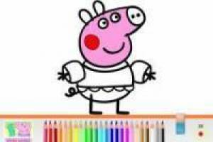 Peppa Pig: Libro da colorare