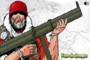 Free Aim and shoot at Christmas Game