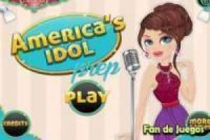 Free Makeover: rock singer Game