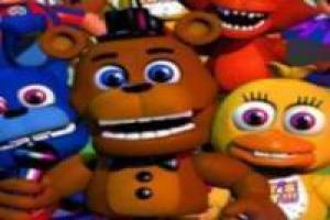 Free FNAF world Game