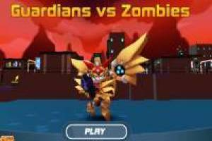 Guardianes VS Zombies