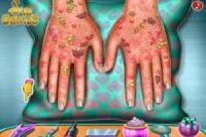 Ladybug: Skin treatment for your hands
